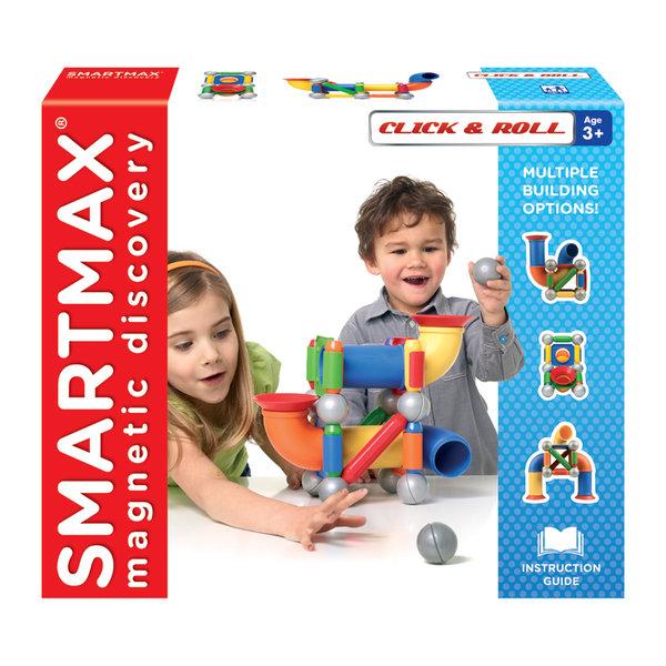Конструктор Smart Max - click and roll